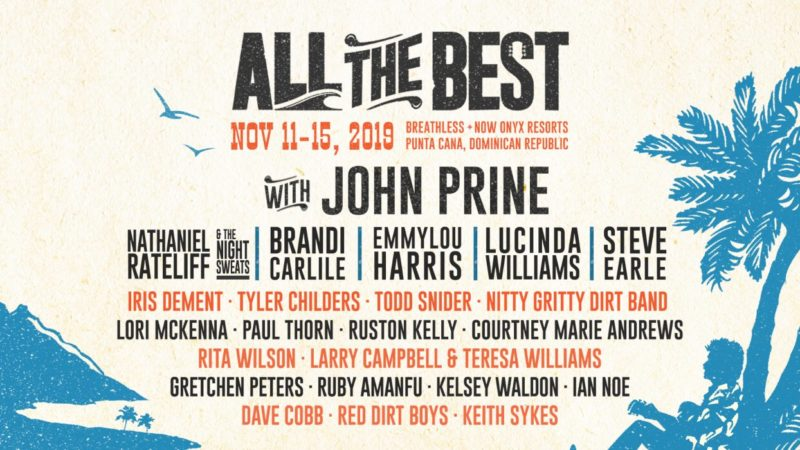 all the best lineup