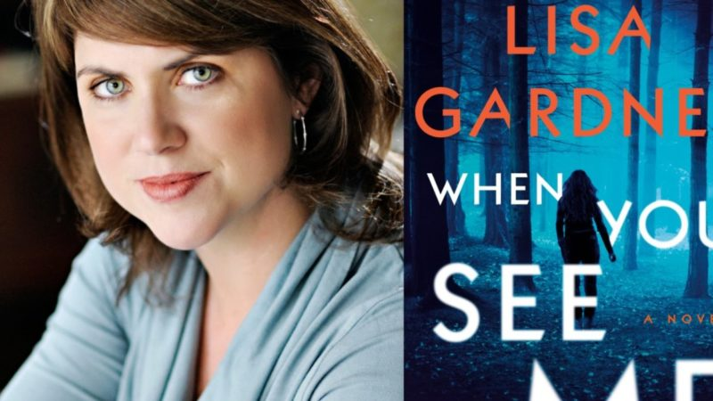 lisa gardneer book
